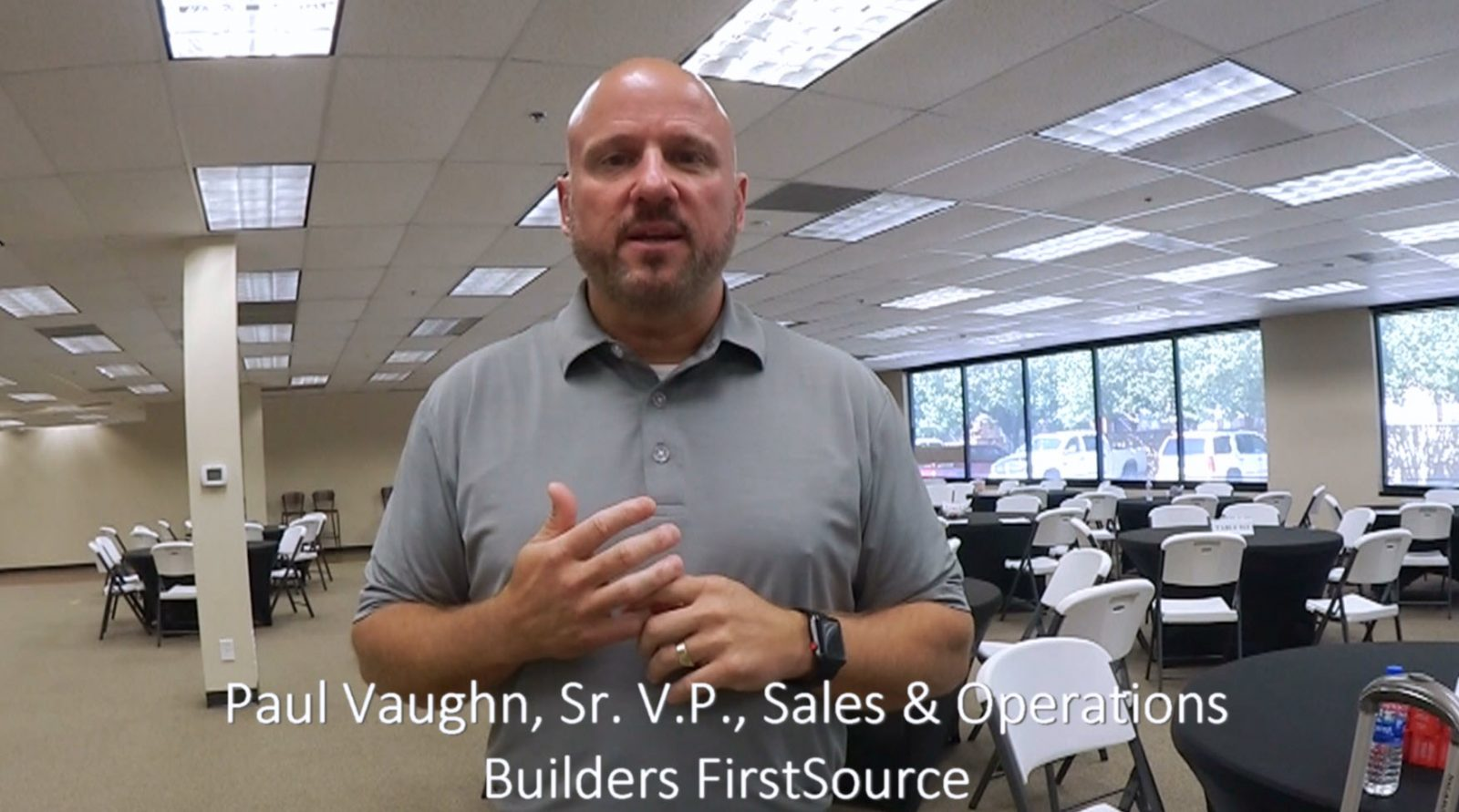 Builders FirstSource Testimonial - Jim Pancero - Official Site